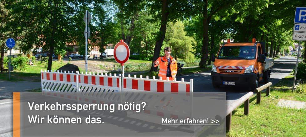 Verkehrssperrungen